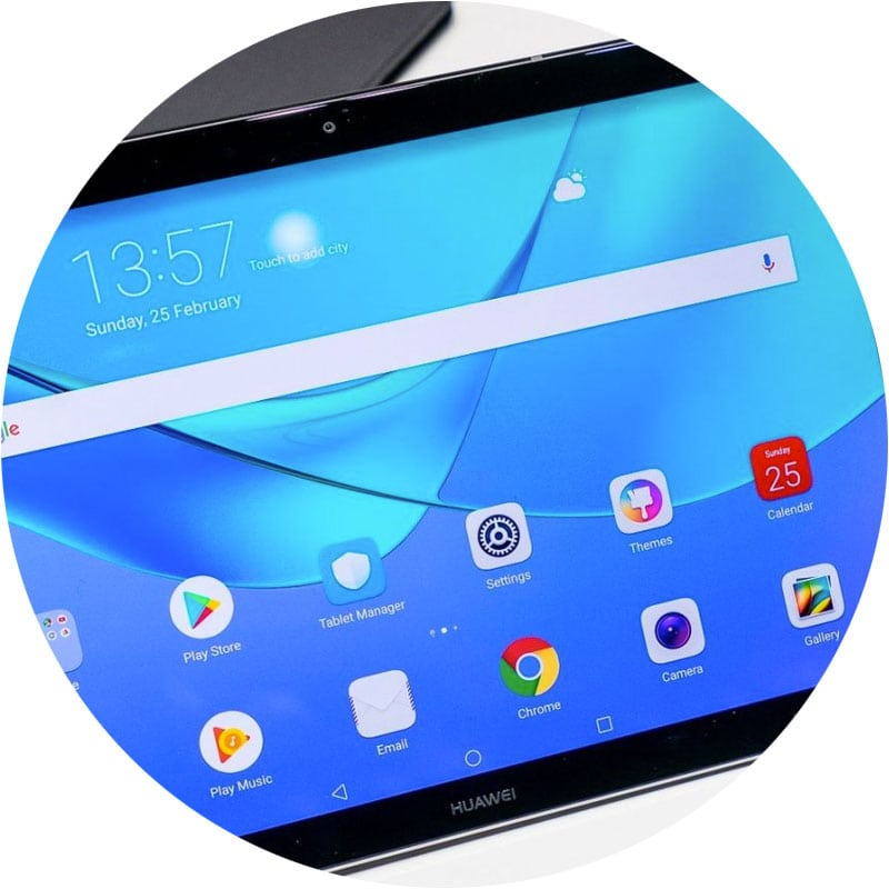 Android tablet apputvikling