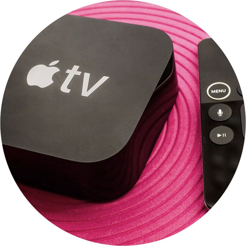 Apple TV apputvikling