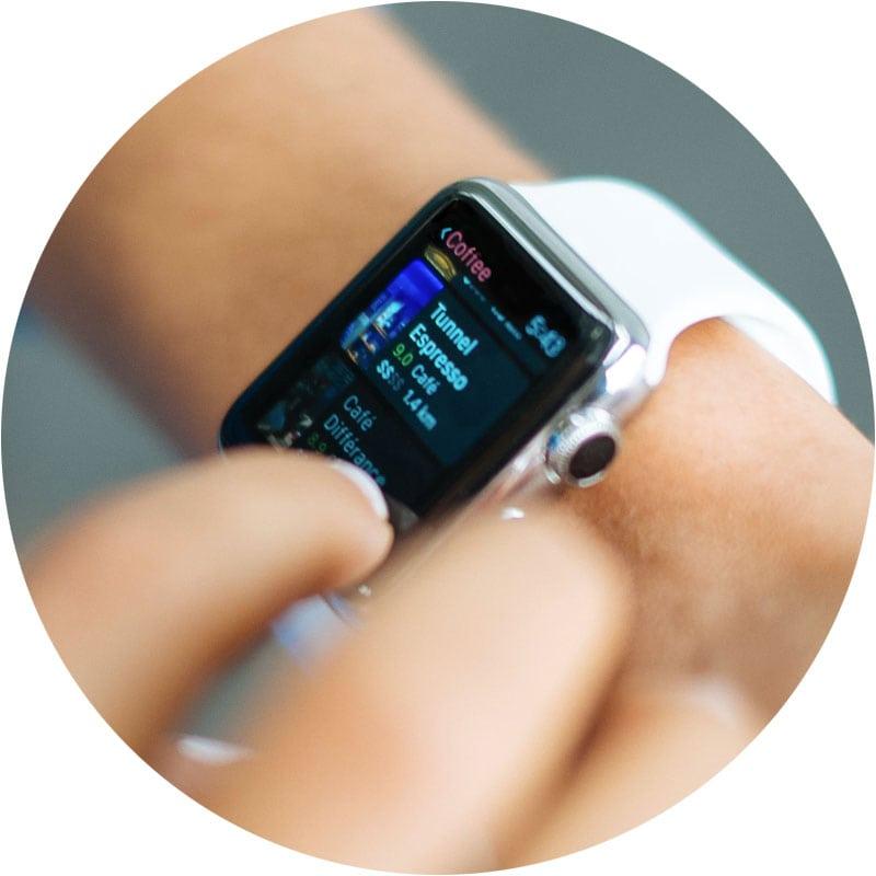 Apple Watch app utvikling - Studio X