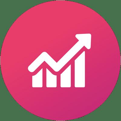 Finansiering av app idé ikon - investor til app ide