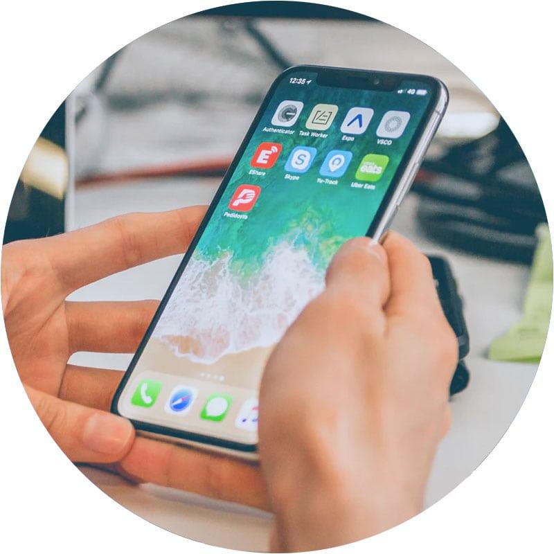 apputvikling for iphone