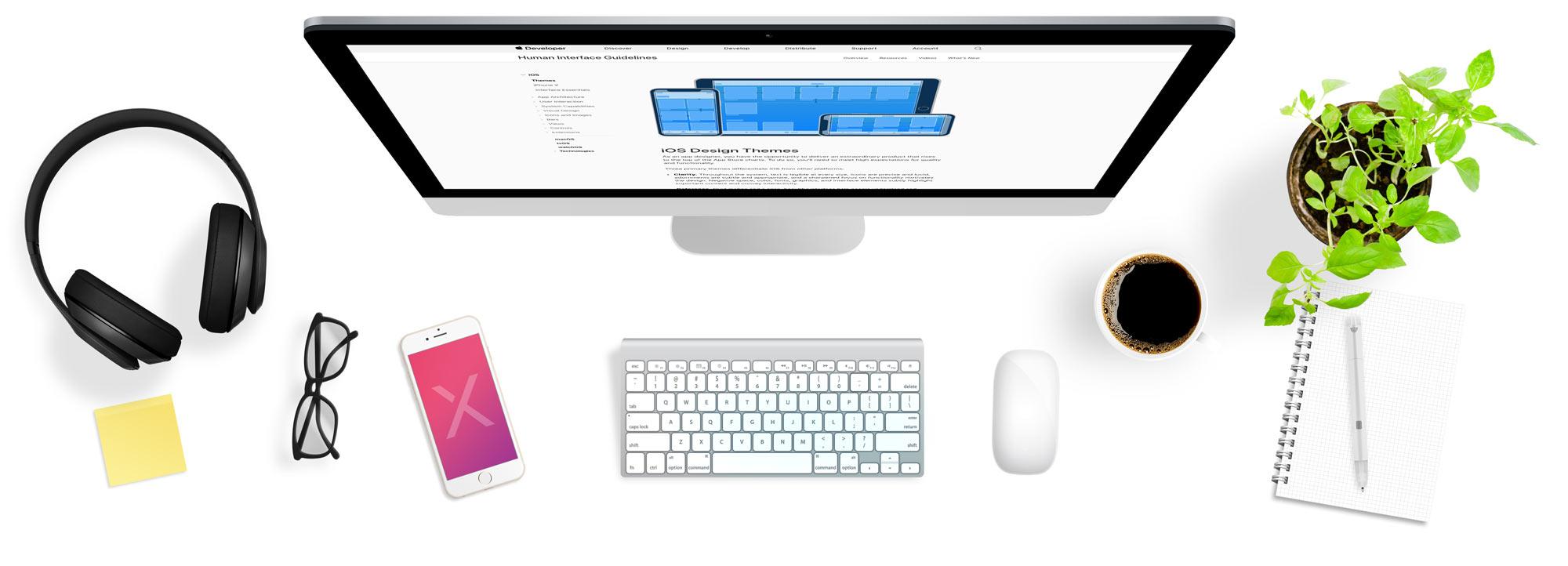 Studio X native apputvikling - app ide