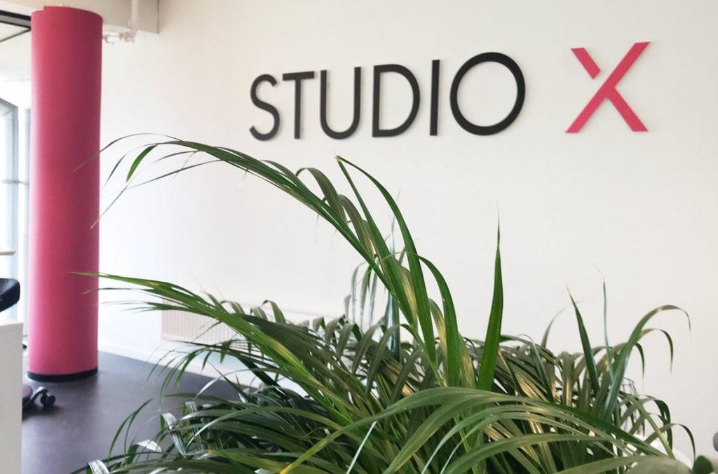 Studio X kontoret - god ide til en app