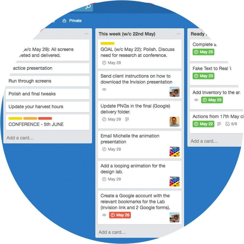 Utvikling av app idé - prosjektledelse og konseptutvikling fra ide til suksess