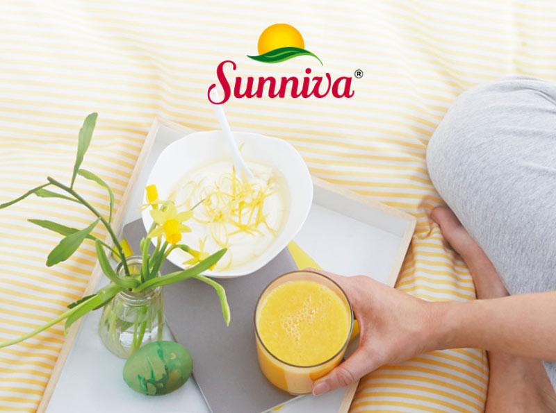 Utarbeidelse av kampanjeside og digitale boards for Sunniva