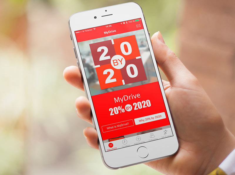 Santander consumer bank app 20 by 2020