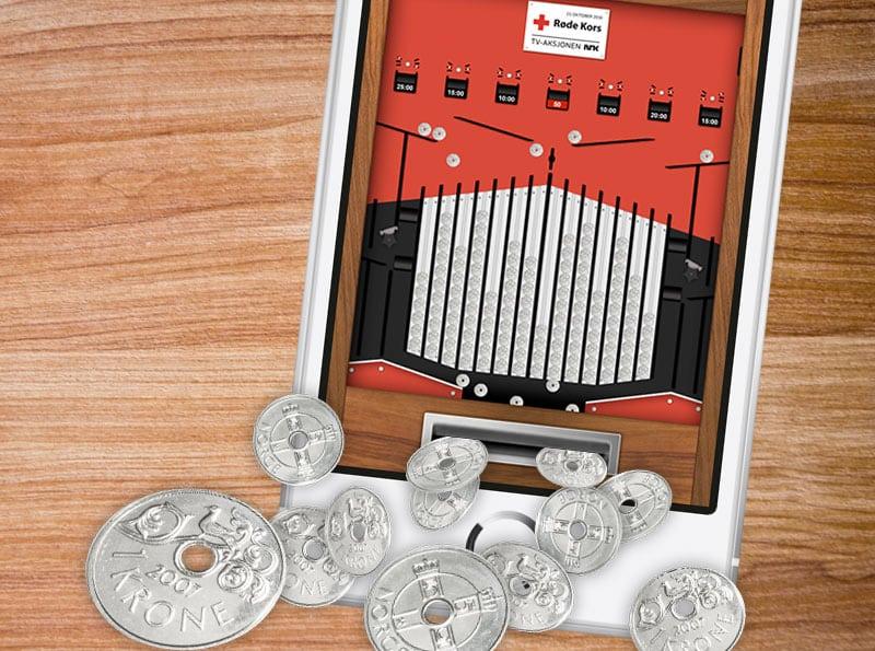 Vipps online spill kronespillet - investering i gode app ideer