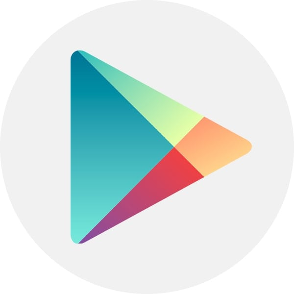 Google Play ikon