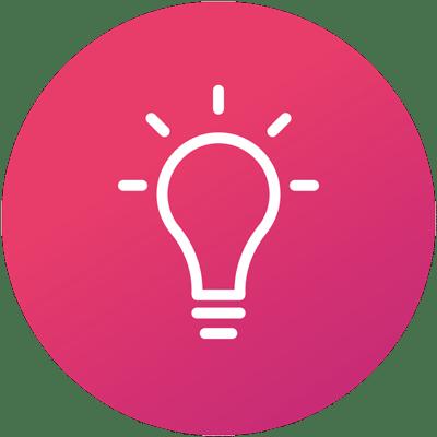 Konseptutvikling ikon - god app ide