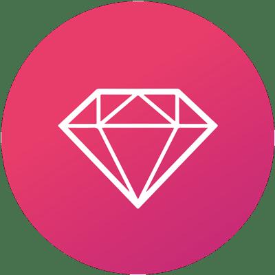 UI - UX design ikon - apputvikling